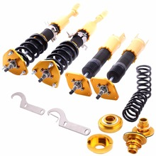 Coilover For Nissan Fairlady 350Z Infiniti G35 Z33 Adjustable 24 Damping Strut Coilovers Shock Absorber Coil Struts Suspension