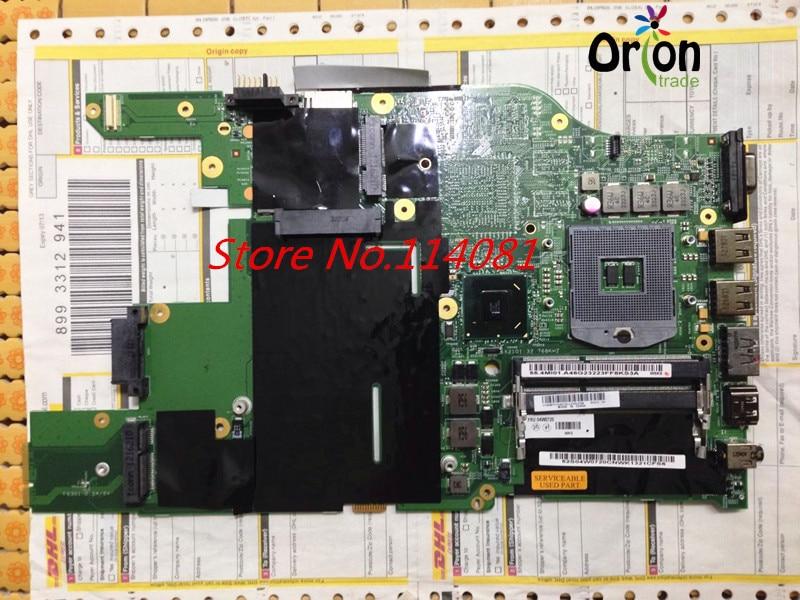 NEW ! For Lenovo Thinkpad E520 FRU: 04W0398 48.4MI04.021 HM65 DDR3 system motherboard 100% Tested OK