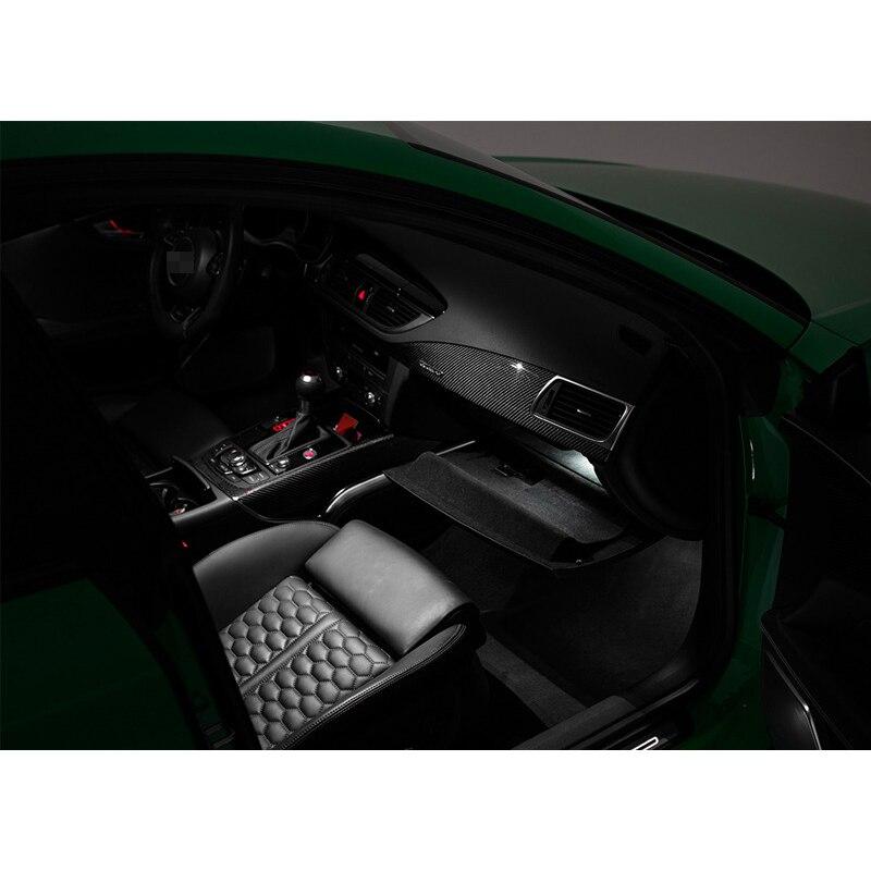 XIEYOU 13 ədəd LED Canbus Daxili işıqlar dəsti A7 S7 RS7 C7 - Avtomobil işıqları - Fotoqrafiya 3