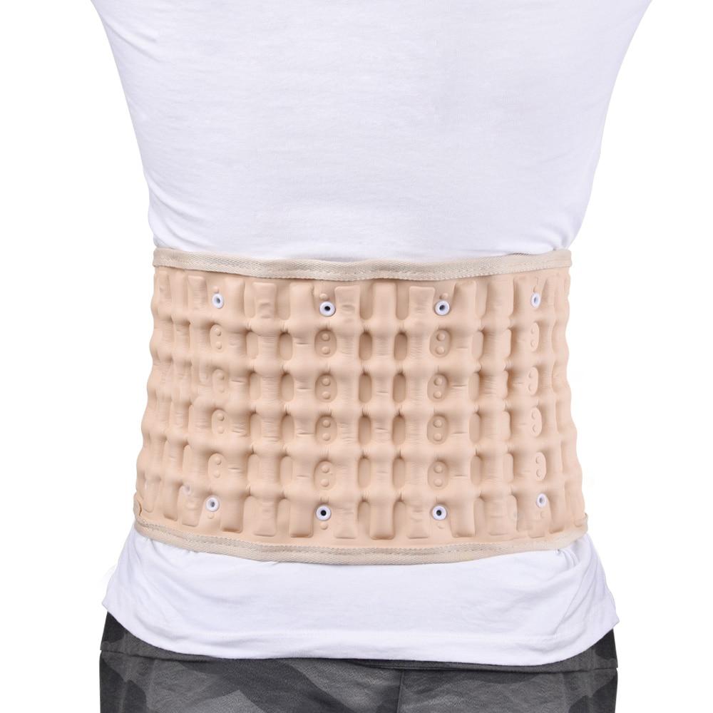 HailiCare bas du dos soutien lombaire orthèse grande taille pour 29 pouces à 51 pouces taille orthèse soulagement de la douleur décompression ceinture arrière