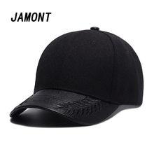 Negro bordado gorras de béisbol hombres mujeres PU cuero Hip Hop gorra  Snapback sombreros sombrero del verano del resorte b80fc4a8009