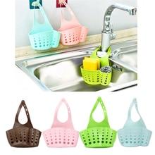 Дешево! Кухонные моющие подвесные корзины для хранения, регулируемая ванная комната, мыло, губка, сливная стойка, инструменты, кухонная сливная корзина