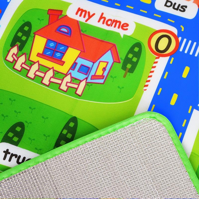 Baby Play Mat cm cm Kids Climbing Pad Children s Playing Toys Child Crawling Blanket Gym