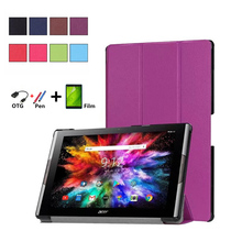 цена на New Smart Case for Acer Iconia Tab 10 A3-50 A3 A50 10.1