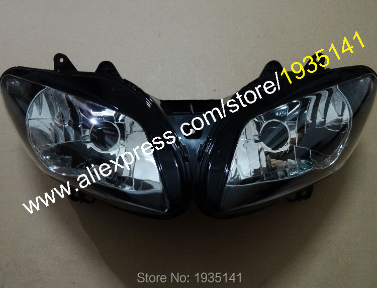 Hot Sales,Motorcycle Headlights Headlamp For Yamaha YZF-R1 02 03 YZF1000 YZF R1 2002 2003 Front Head Light Lamp Assembly