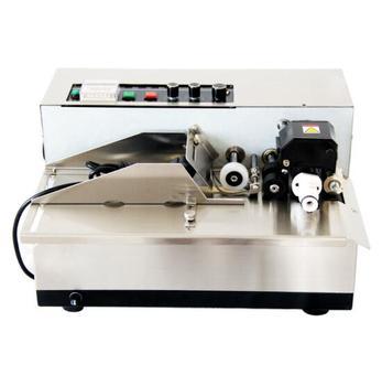 MY-380F coding machine Semi Automatic Solid Ink Date Coding Machine, automatically continuous date coding machine фото