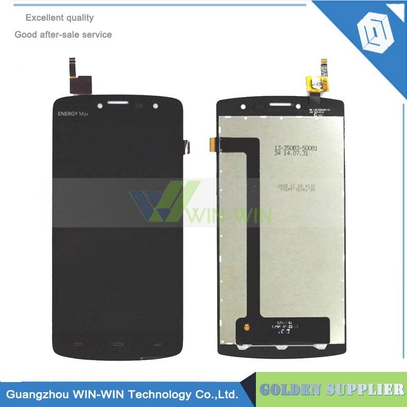 Lcd Original De Energy Sistem Teléfono Max 5 LCD Táctil Pantalla Digitalizador A