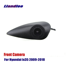 Liandlee AUTO CAM For Hyundai IX35 2009-2018 2010 2015 Car Front View Logo Embedded Camera ( Not Reverse Rear Parking Camera ) цена