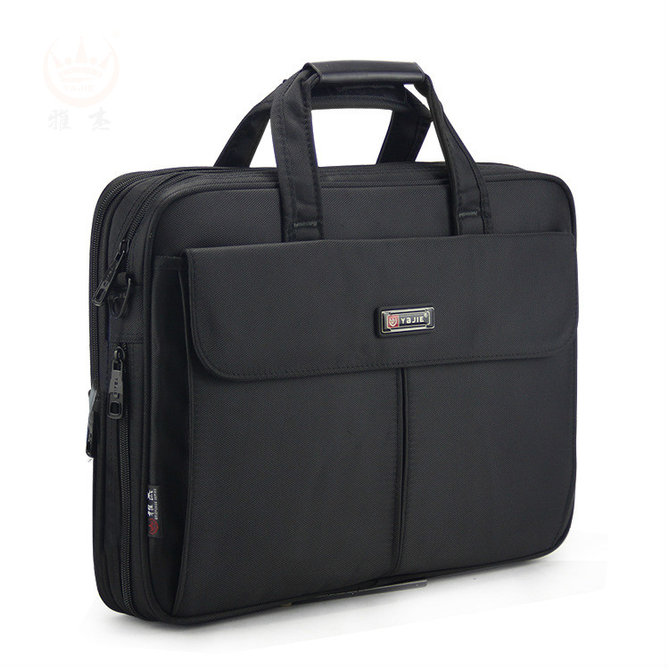 High Quality Large Capacity Laptop Handbag For Men Women Travel Briefcase Bussiness Notebook Bag For 14 15.6 Inch Macbook Pro