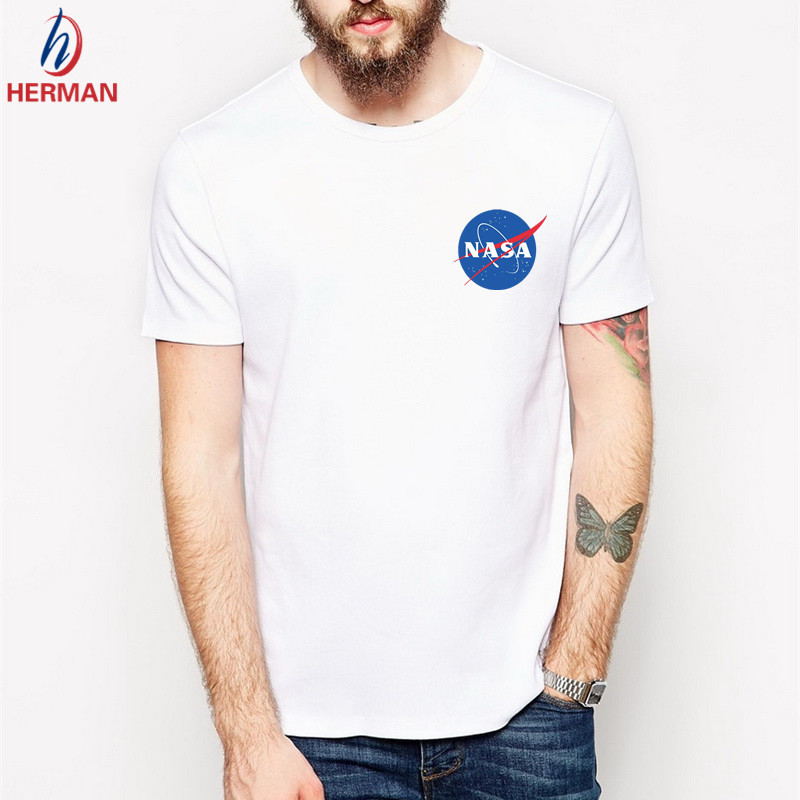 Popular Nasa T Shirts-Buy Cheap Nasa T Shirts lots from ...