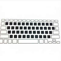 Candy Rainbow Silicone Keyboard Skin Protector Cover Film Guard 15pcs for Apple Macbook Pro Air Retina 13 15 17 for Mac book 13