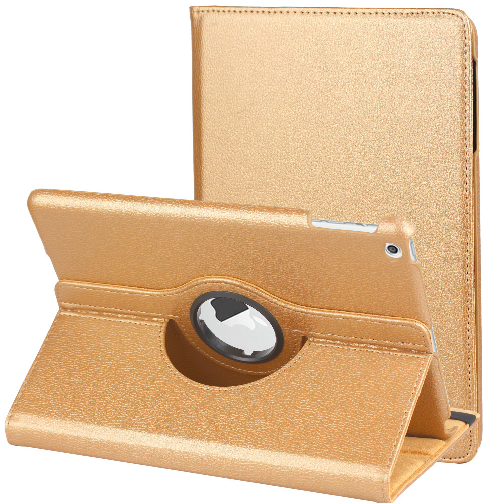 Rotary 360 Degree Rotating Litchi Flip Stand PU Leather Skin Magnet Smart Sleep Cover Case For Apple iPad Mini 1 2 3 7.9 Tablet new arrival 360 rotating stand flip pu leather case for apple ipad mini 1 2 3 7 9 inch tablet protective cover shell stylus