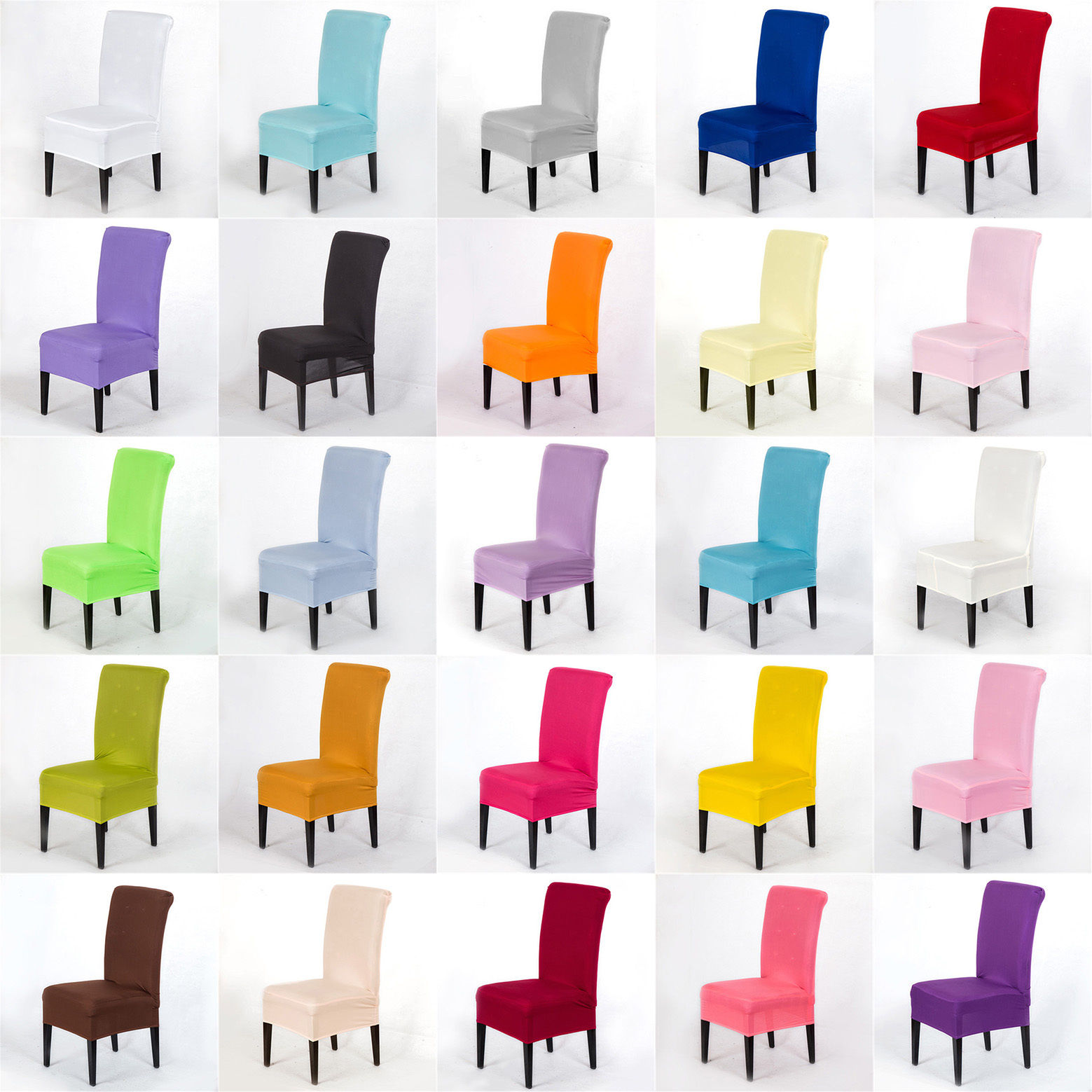 Popular Stretch Chair Covers Wedding Buy Cheap Stretch Chair