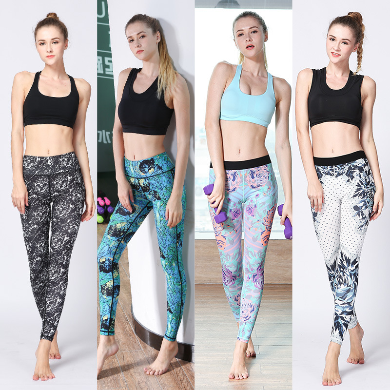 Yoga Sports font b Leggings b font For font b Women b font Sports Tight Mesh