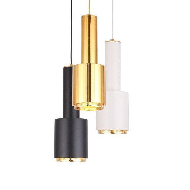 Arbeiten Kurze Moderne Pendelleuchte Restaurant Lampe Esszimmer