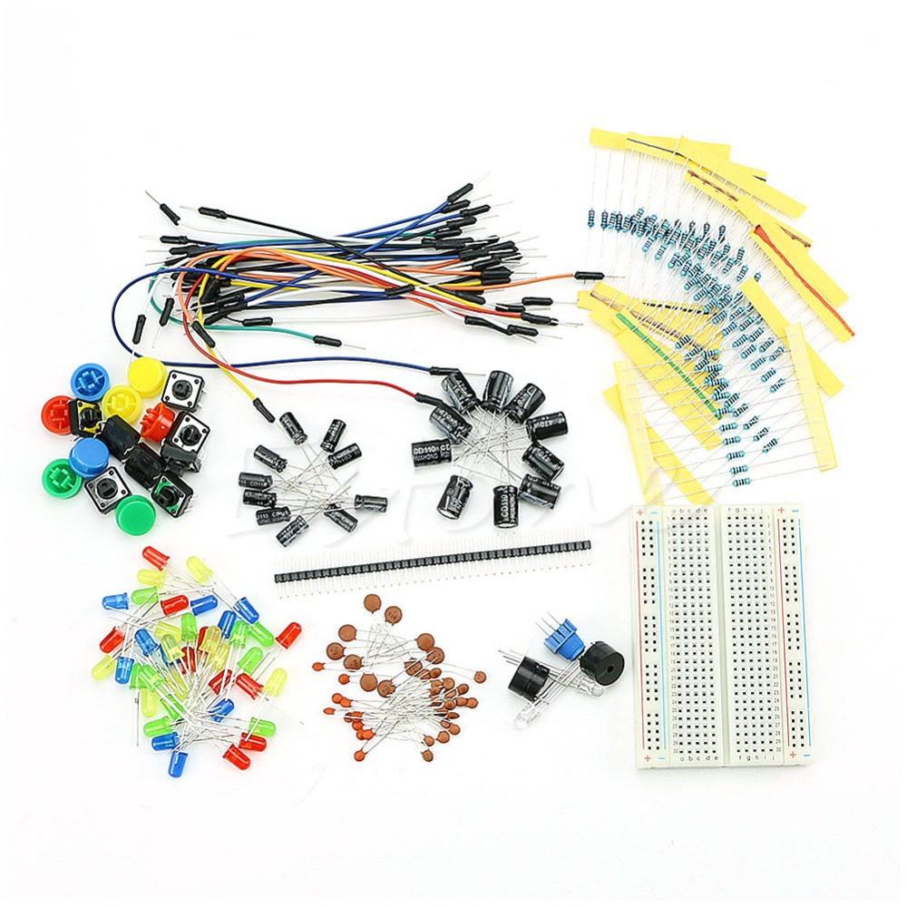 Electronics Fans Package Electronic Component Package Kit For Arduino NEW 1PC 5 pieces lot eljpe6n8kfa 3kreel electronics component