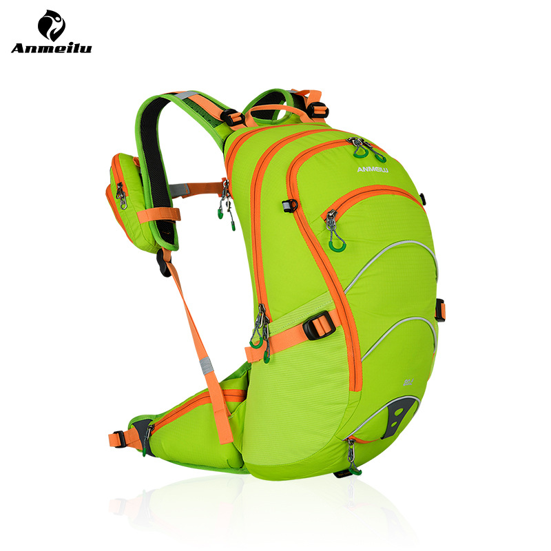 Outdoor 20L Climbing Bags Bicycle Backpacks Women Men Hiking Cycling Backpack Climbing Sports Bags With Rain