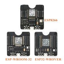 ESP8266 ESP WROOM 32 ESP32 WROVER Esp32 Ban Phát Triển Esp32 Thử Nghiệm Ban Đốt Đèn Dụng Cụ Người Tải Cho ESP 12F/07S/12S