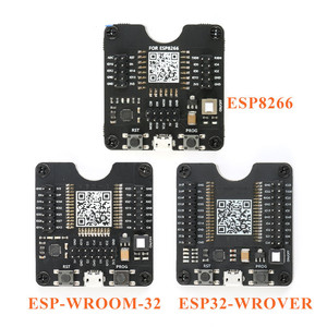 Image 1 - ESP8266 ESP WROOM 32 ESP32 WROVER Esp32 Scheda di Sviluppo Scheda di Test Brucia Apparecchio di Esp32 Strumento Downloader per ESP 12F/07S/12S