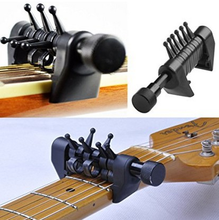 Multifunction 6 Chord Capo Open Tuning Spider Chords for Acoustic Guitar Strings Repair Maintenance Tool  Tuner