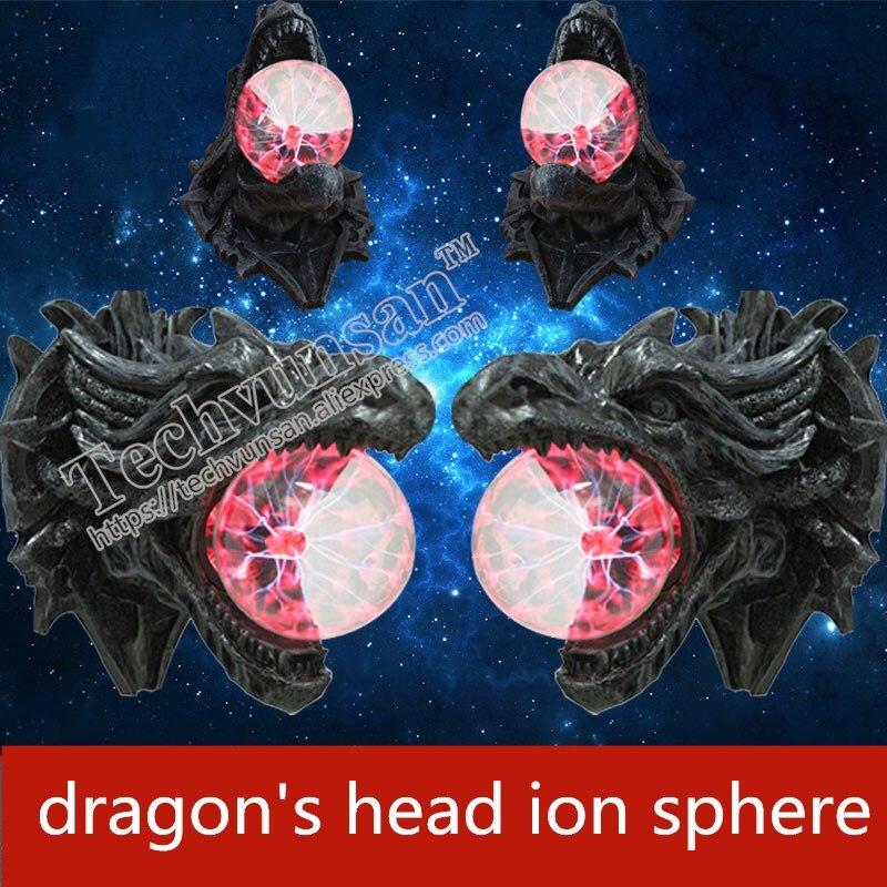 Takagism gioco trovare magico anello magnetico attivo magic dragon sfera mantenere toccare per aprire Serratura di vita reale umani camera camera di fuga