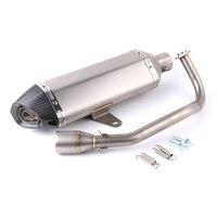 Глушитель выхлопной трубы мотоцикл выхлопной Системы Moto Escape для Honda PCX 125 150 PCX125 PCX150