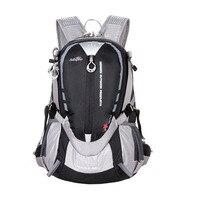 Waterproof Nylon Hiking Camping Backpack Rucksack Mountaineering Bag Outdoor Sports Travel Backpack School Bag Free KnightFK2919