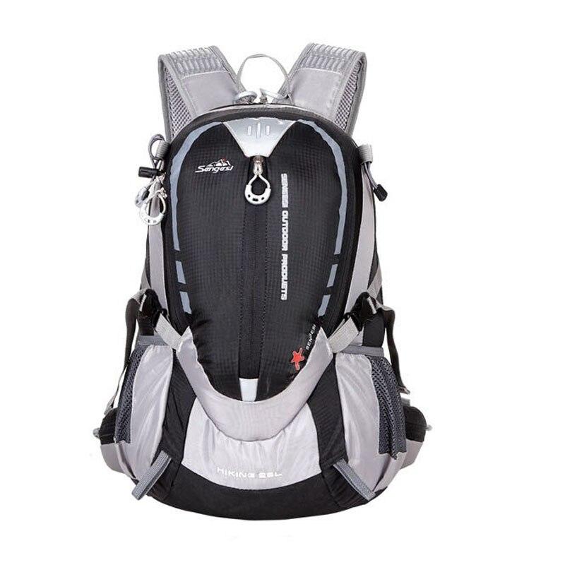 QUBABOBO 35L Waterproof Nylon Unisex Hiking Camping Backpacks Tactical Backpacks for Women Outdoor Sports Backpacks School