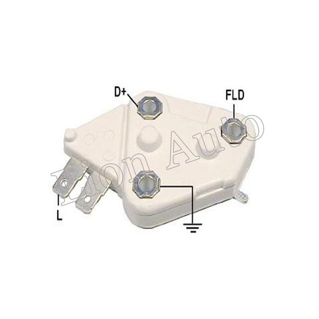 Reguladores de Voltaje Del Alternador Para Delco Alternadores ID101 león 1116380,1116384, 21226042,21226061