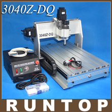 230W Three-axis Ball Screw CNC Router Engraver Engraving Milling Drilling Cutting Machine CNC 3040 Z-DQ