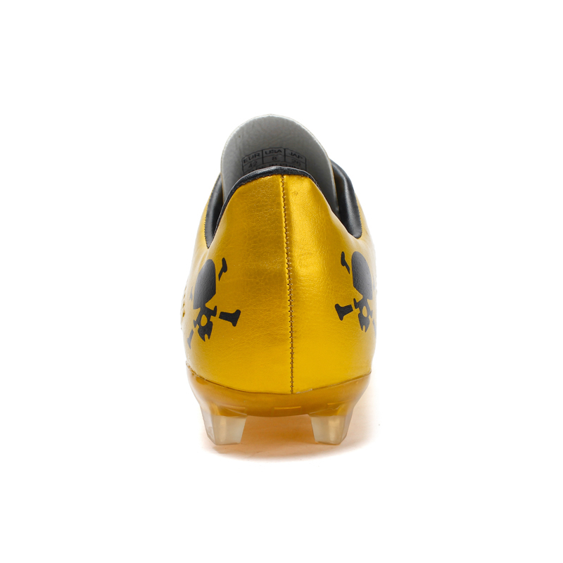 33ead737f ... Outdoor Soccer Sprots Shoes Teenager Golden Football Training Sports