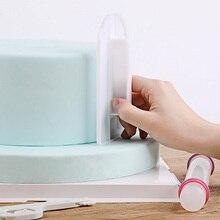 G & T Cake Smoother Polisher Kitchen Пластиковые тортные шпатели DIY Формы для выпечки для Fondant Cake Поверхностная полировка Кондитерская форма HotSale