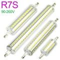 Waterproof R7S LED Lamp 78/118/135/189mm 5W 10W 12W 15W SMD 2835 36led-144led Light Bulb floodlight 90-260V spot light