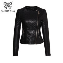 vêtements longueur cuir AORRYVLA