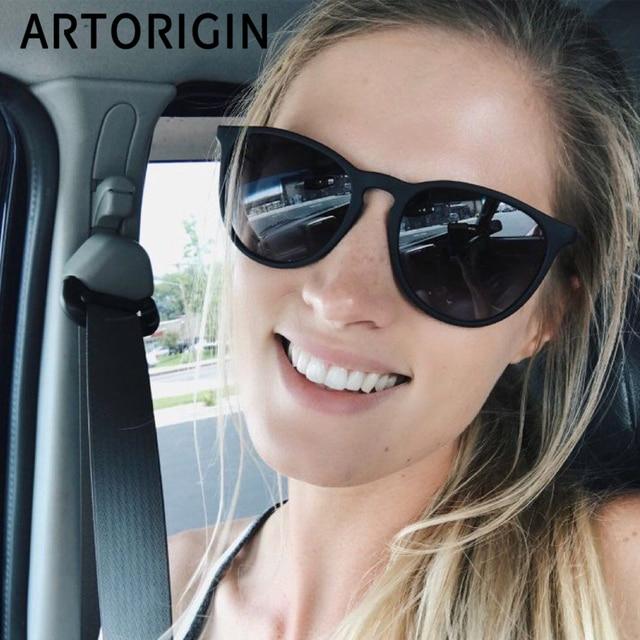 fee0712848899 Erika Óculos De Sol Olho de Gato Marca Das Senhoras do Desenhador Óculos de  Sol UV400