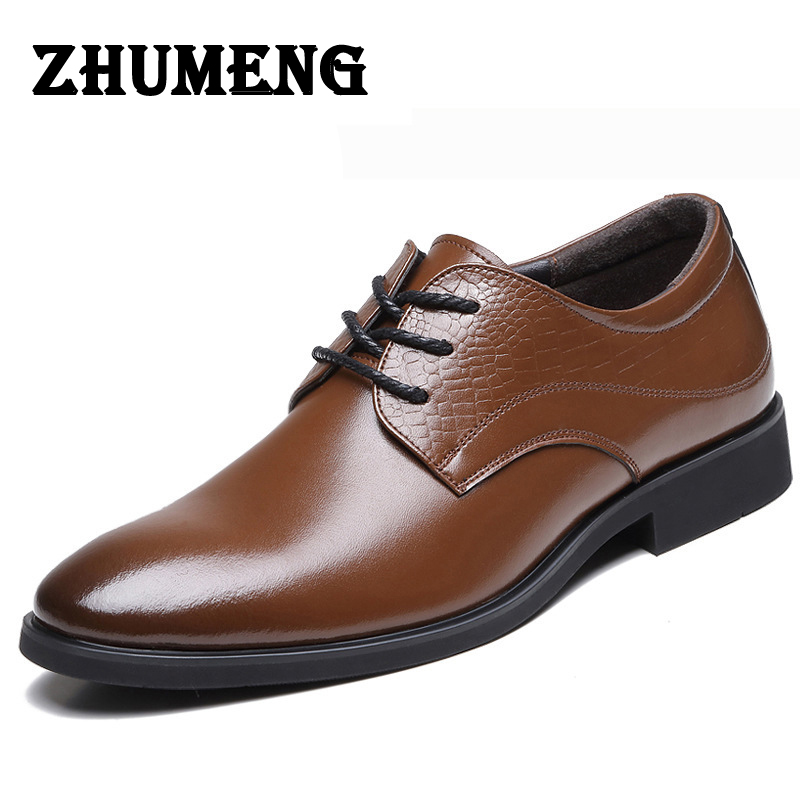 2017 New Spring Luxurious Man Business Affairs Dress genuine Leather Male Single Shoe Flats brand Wedding Formal Casual Office футболка maritime affairs 2015 da1496