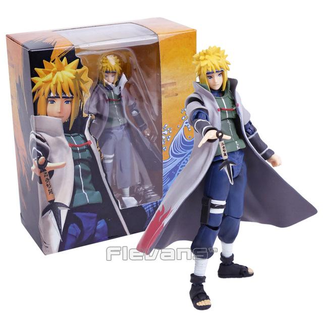 Naruto Shippuden Namikaze Minato PVC Action Figure