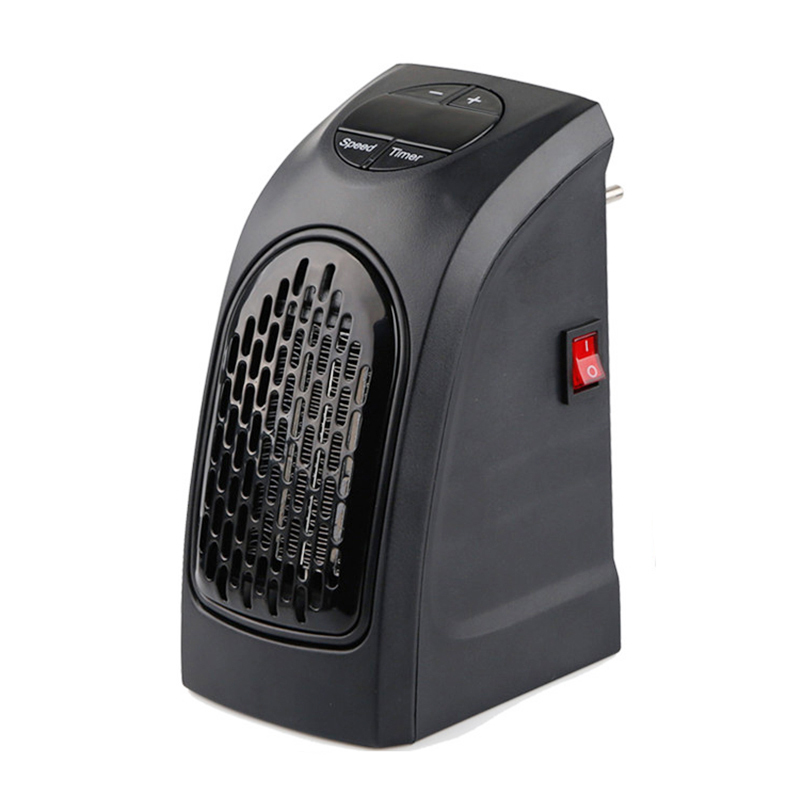 Electric Handy Heater Portable Wall-Outlet Electric Heater/Stainless Steel Stove Hand Warmer Hot Blower Room Fan Radiator Warmer