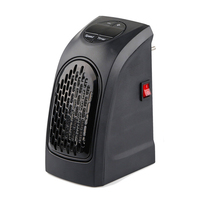 Electric Handy Heater Portable Wall Outlet Electric Heater Stainless Steel Stove Hand Warmer Hot Blower Room