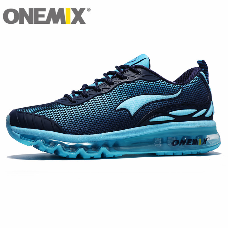 ONEMIX Air Jogging Sneaker For Men Track Chaussure Sport Breathable Running Shoes Free Trainers 270