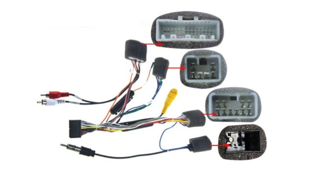 special wiring harness for toyota hilux iso harness car radio power rh aliexpress com wiring harness for toyota highlander wiring harness for toyota truck
