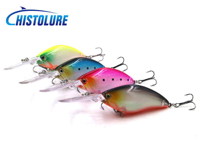 1PCS  Crankbait Wobblers Hard Fishing Tackle 18g10.7cm Swim bait Crank Bait Bass Fishing Lures 1pcs lifelike 8 5g 9 5cm minow wobblers hard fishing tackle swim bait crank bait bass fishing lures 6 colors fishing tackle