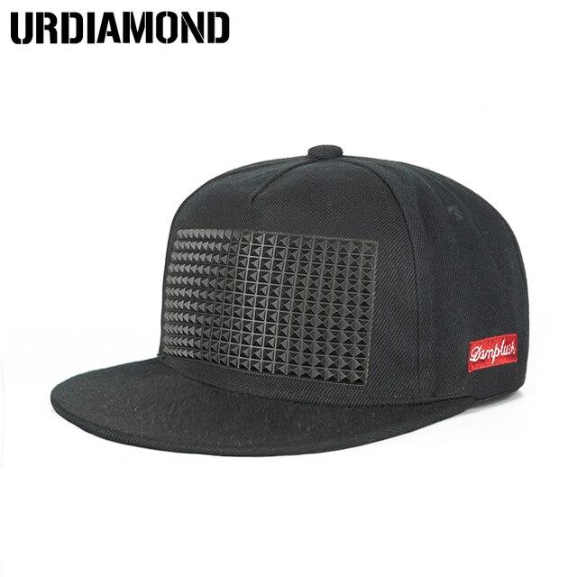 URDIAMOND 2018 Fancy 3D snapback cap For Men raised soft silicon square  pyramid flat baseball hip 388c527dde2c