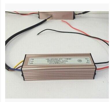 1.8A 60 W 110 V-265 V Iluminação Transformadores safy Driver para faixa de LED à prova d' água 3528 5050 fonte de alimentação 1 pcs revender grátis