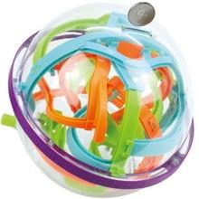 3D Magic Coin Maze Ball Intellect Ball Saving Pot Money Box Children Educational Toy Orbit Intelligence Christmas New year Gift