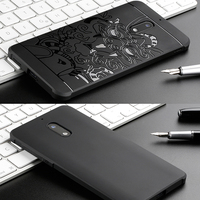 Luxury Phone Case For Nokia 6 High Quality Silicone Hard Protective Back Cover Cases For Nokia6