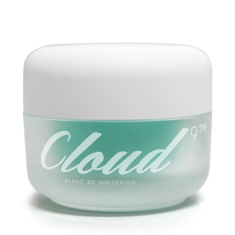 Free shipping Korea authentic Cloud nine cream moisturizing whitening spot light spot cream 50 ml