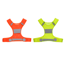 1 Piece Polyester Running Jogging Cycling Safety High Visibility Reflective
