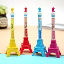 Marker-Pens Ball Pen Stationery Office-Supplies Tower-Shaped School Students Limit Shows
