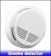 3- smoke detector -